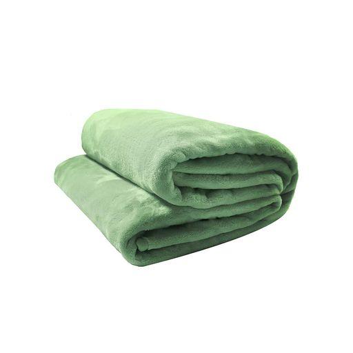 Cobertor-Velour-De-Microfibra-Neo-300g-Casal-Verde-Camesa