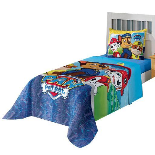 jogo-de-cama-solteiro-patrulha-canina-estampado