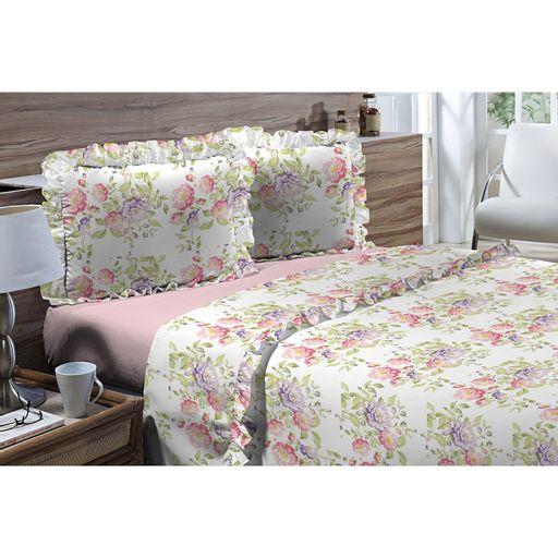 Jogo-de-Cama-Queen-180-fios-Romantique-Rosa-4-pecas-Textil-Lar
