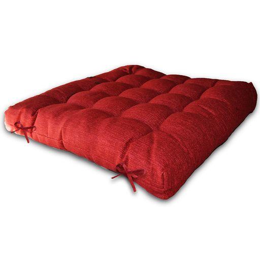 Assento-de-Cadeira-Vermelho-Rajada