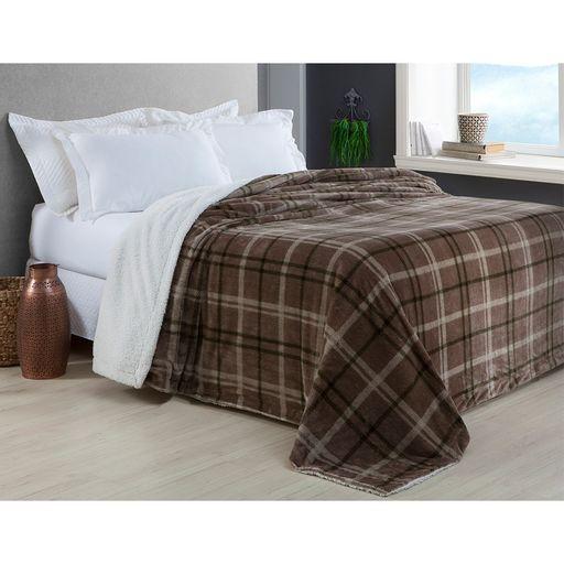 Manta-Escocia-Queen-Xadrez-Bege-Home-Design-Corttex