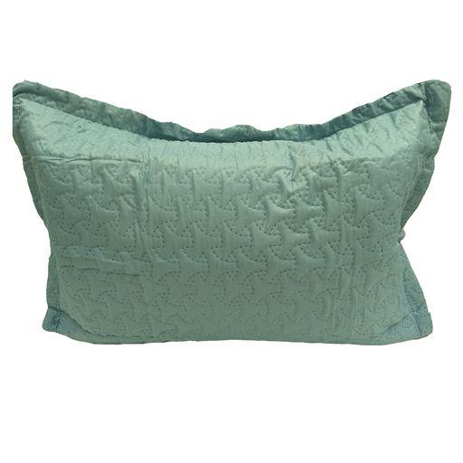 Porta-Travesseiro-Ultrasound-Liso-Acqua-Color-Art-Corttex