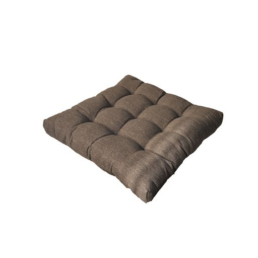 Assento-de-Cadeira-Decore-Tabaco-Rajada-Peca-Unica-Textil-Lar