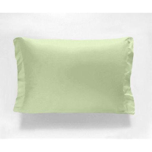 Fronha-avulsa-com-aba-200-fios-Top-Confort-Verde-Claro-1-peca-