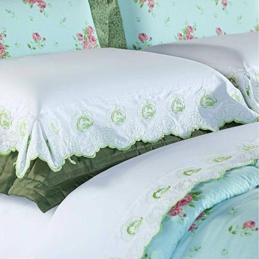 Kit-Porta-Travesseiro-Decorativo-Di-Cotone-Verde-Ione-Enxovais-2-pecas