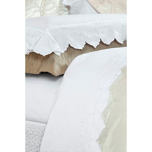 Kit-Porta-Travesseiro-Decorativo-Marrom-Reluz-Ione-Enxovais-2-pecas