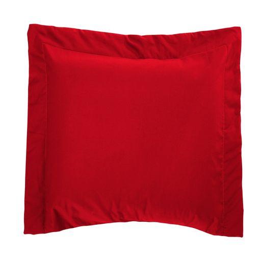Porta-Travesseiro-150-fios-Bell-Vermelho-Vilela-Enxovais-1-peca