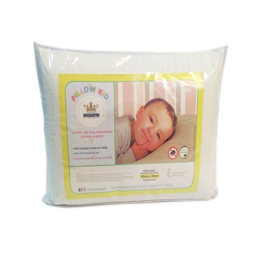 Travesseiro-Infantil-Antialergico-Pillow-Kid-Cestari-1-peca-