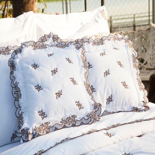 Almofada-Decorativa-Bordada-200-fios-Mondrean-Branco-Vilela-Enxovais-2-pecas