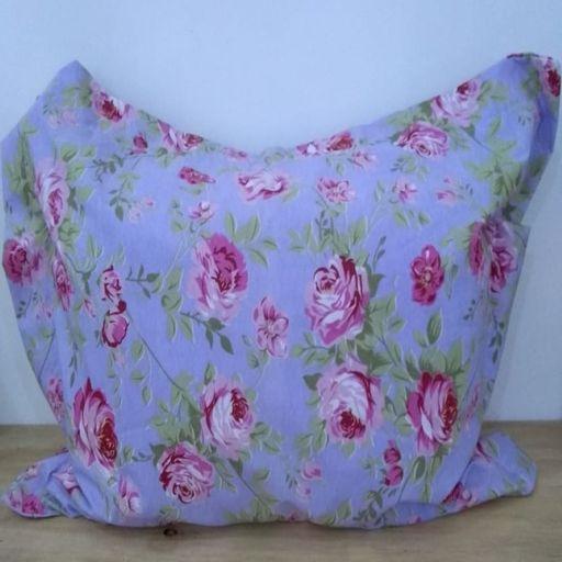 Fronha-Avulsa-com-aba-180-fios-Innovare-Estampada-Floral-Lilas-Textil-Lar