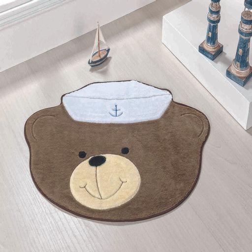 Tapete-Premium-Baby-Urso-Marinheiro-78cm-x-58cm-Castor-Guga-Tapetes-