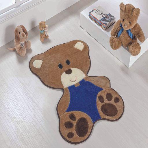 Tapete-Premium-Baby-Bebe-Urso-78cm-x-54cm-Azul-Royal-Guga-Tapetes