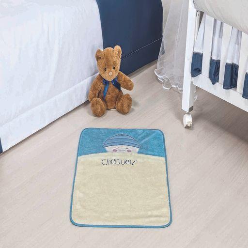 Tapete-Premium-Baby-Bebe-Cheguei-68cm-x-48cm-Azul-Turquesa-Guga-Tapetes-