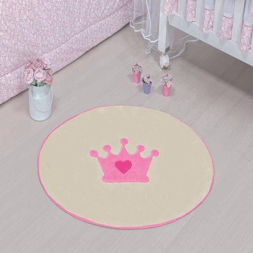 Tapete-Premium-Baby-Coroa-Baby-78cm-x-68cm-Rosa-Guga-Tapetes
