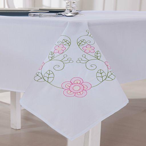 Toalha-de-Mesa-Quadrada-Dalia-Branco-e-Pink-Guga-Tapetes