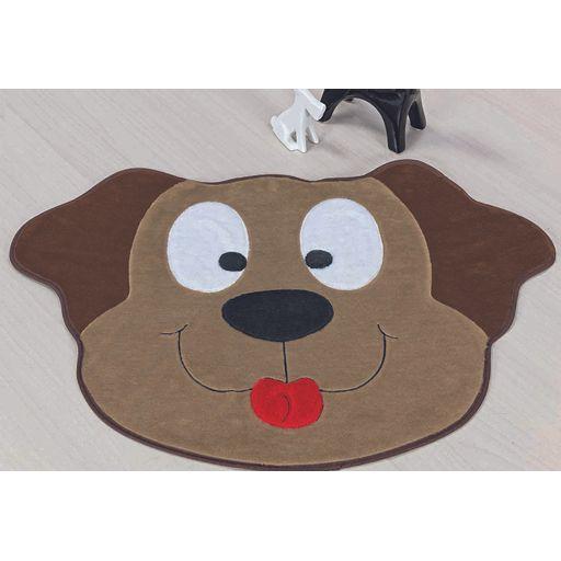 Tapete-Premium-Baby-Cachorro-Feliz-78cm-x-55cm-Castor-Guga-Tapetes