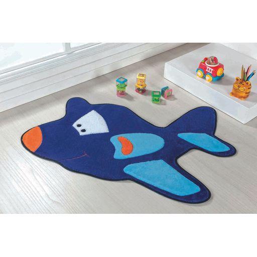 Tapete-Premium-Baby-Aviao-98cm-x-68cm-Azul-Royal-Guga-Tapetes