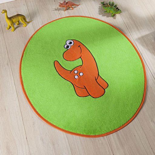 Tapete-Premium-Baby-Dino-Baby-78cm-x-68cm-Verde-Pistache-Guga-Tapetes