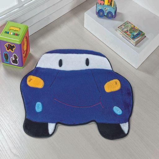 Tapete-Premium-Baby-Carro-78cm-x-60cm-Azul-Royal-Guga-Tapetes