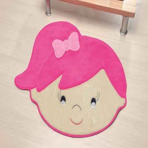 Tapete-Premium-Baby-Menina-Livia-72cm-x-64cm-Pink-Guga-Tapetes