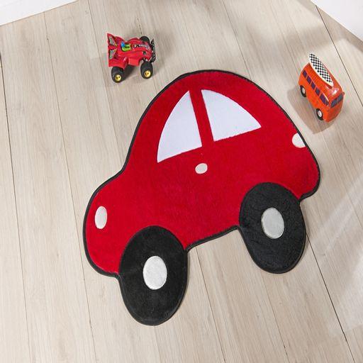 Tapete-Premium-Baby-Fusca-86cm-x-64cm-Vermelho-Guga-Tapetes