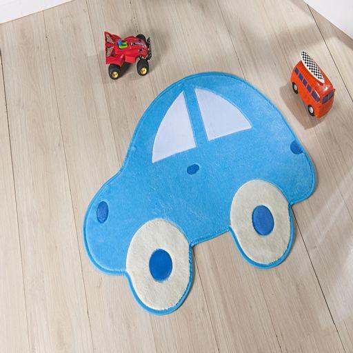 Tapete-Premium-Baby-Fusca-86cm-x-64cm-Azul-Turquesa-Guga-Tapetes