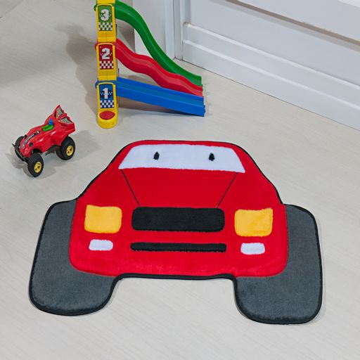 Tapete-Premium-Baby-Jipe-82cm-x-60cm-Vermelho-Guga-Tapetes