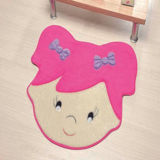 Tapete-Premium-Baby-Sara-72cm-x-60cm-Pink-Guga-Tapetes