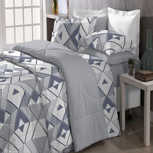 Fronha-Avulsa-com-Aba-100--Algodao-200-Fios-Affetto-Andrew-Textil-Lar