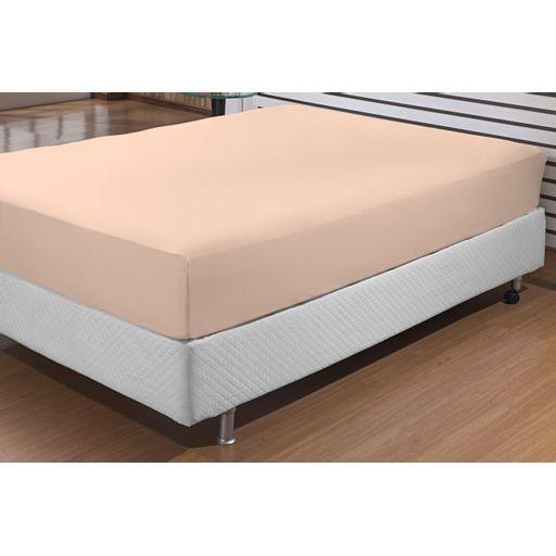 Lencol-Avulso-100--Algodao-200-Fios-Casal-Affetto-Salmao-Textil-Lar-1-peca-