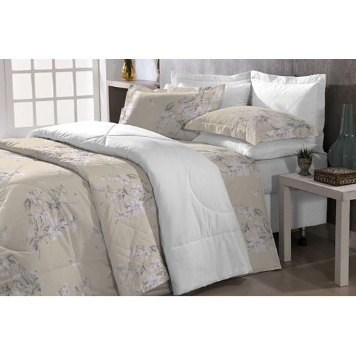 Fronha-Avulsa-com-Aba-100--Algodao-200-Fios-Affetto-Branco-Textil-Lar